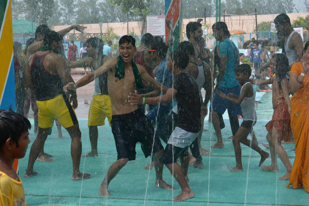 Bareilly Trip Fun City Indian Orphanage