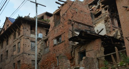 Mission Nepal: Rubble