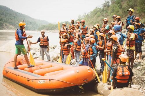 Rafting 101