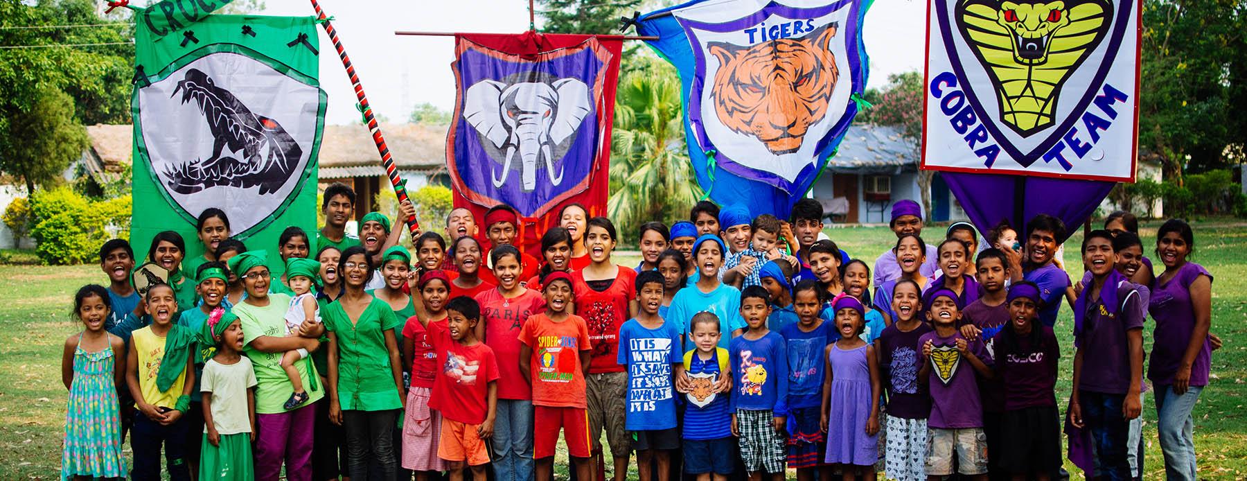 summer-games-at-orphanage