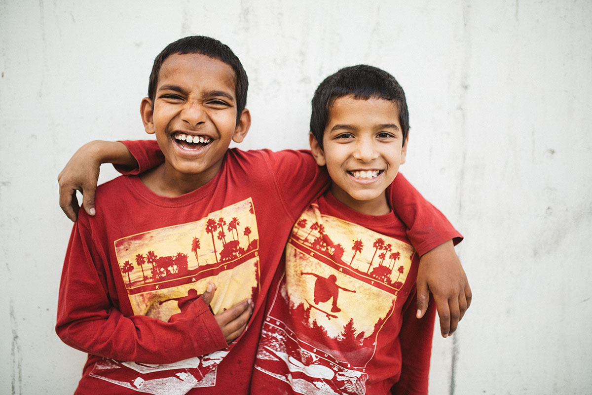 Our Orphan Children Indian Orphanage